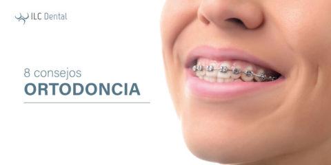 8 Consejos para una ortodoncia sin problemas