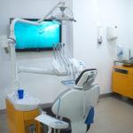 detalle de pantalla de quirófano Clínica Dental ILC Requena