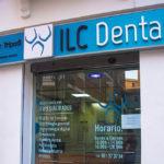 entrada Clínica dental ILC en Paterna