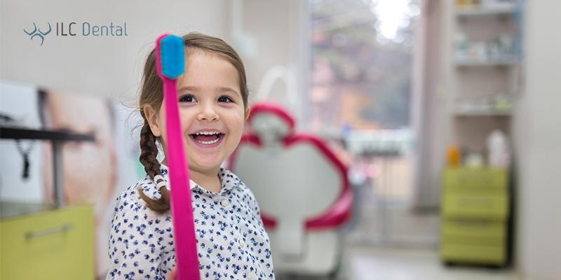 primera visita niños al dentista
