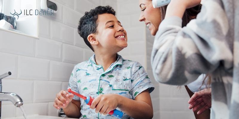 prevención caries en niños
