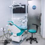 sala esterilización clínica dental